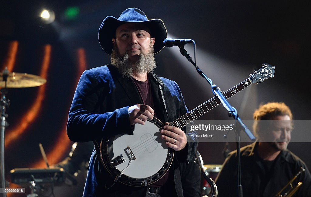 John Driskell Hopkins of the Zac Brown Band performs onstage during the 2016 iHeartCountry Festival at The Frank Erwin Center on April 30, 2016 in Austin, Texas.
