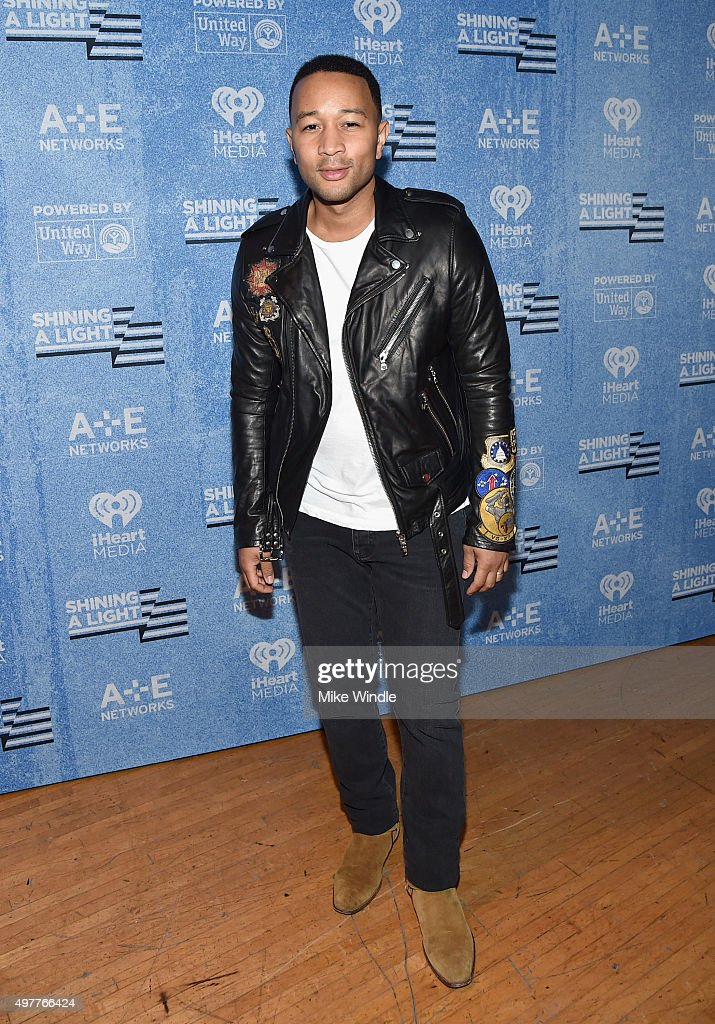 "A+E Networks ""Shining A Light"" Concert"