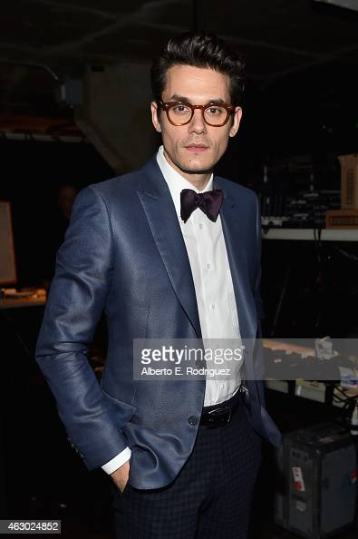Recording artist John Mayer attends The 57th Annual GRAMMY Awards at STAPLES Center on February 8 2015 in Los Angeles California