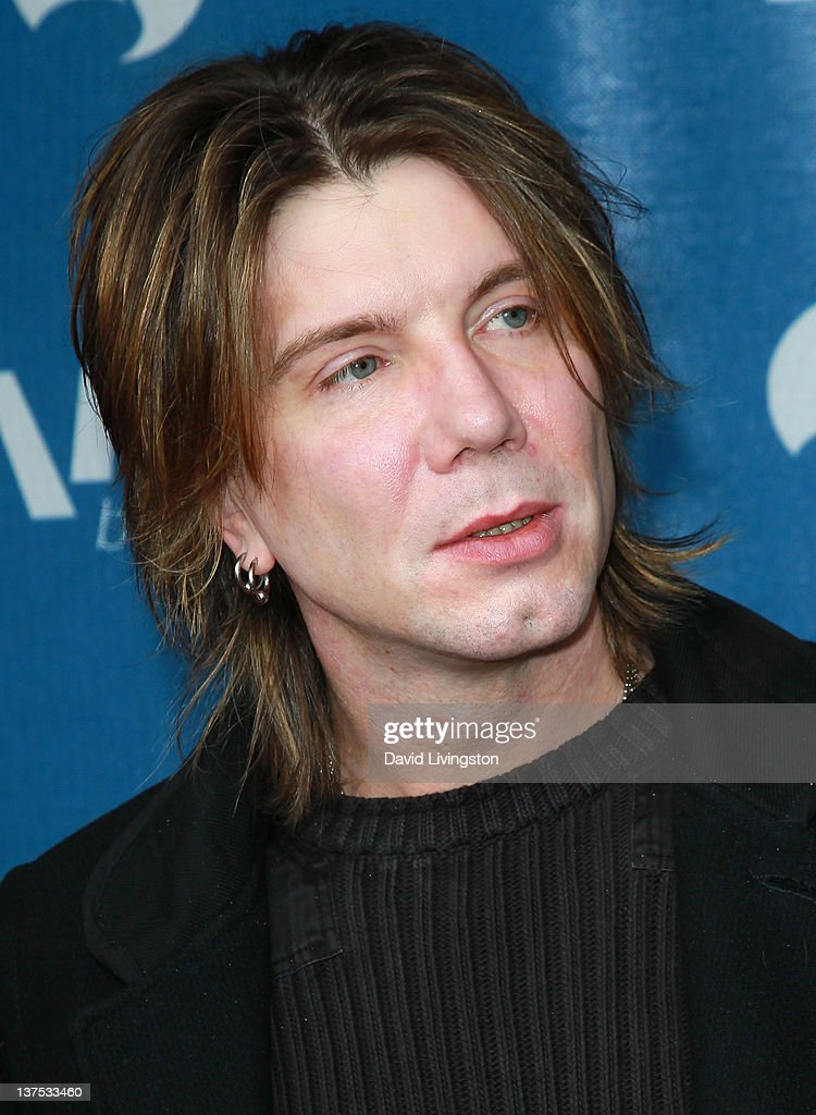 Recording artist John Rzeznik attends the 110th NAMM Show - Day 3 at the Anaheim Convention Center on January 21, 2012 in Anaheim, California.