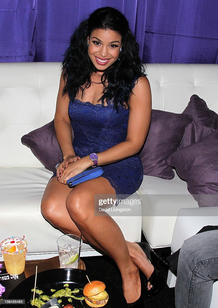 Recording artist Jordin Sparks attends the VH1 Divas After Party to benefit the VH1 Save The Music Foundation at the Shrine Expo Hall on December 16, 2012 in Los Angeles, California.
