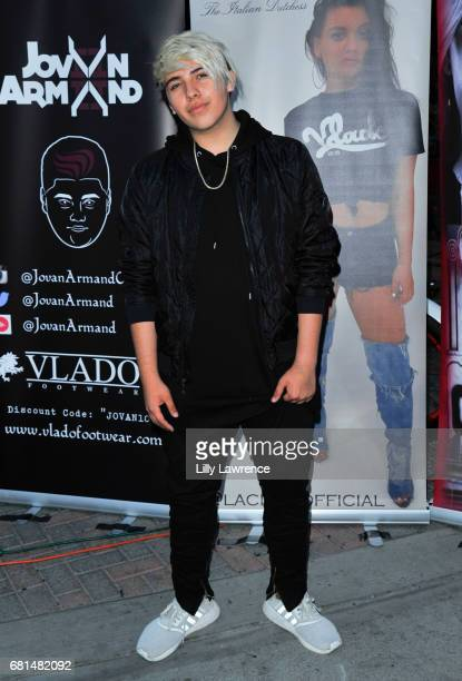 Recording artist Jose Tunon attends Mother's Day Night Out Concert at Surf City Nights on May 9 2017 in Huntington Beach California