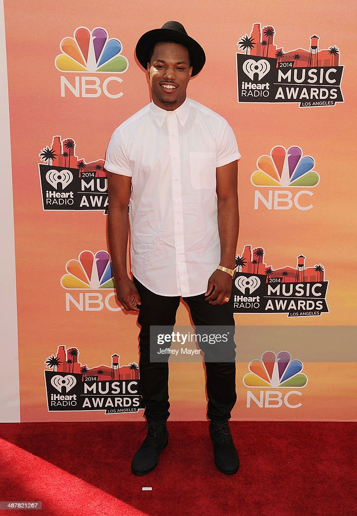 Recording artist Josh Baze attends the 2014 iHeartRadio Music Awards held at The Shrine Auditorium on May 1, 2014 in Los Angeles, California.