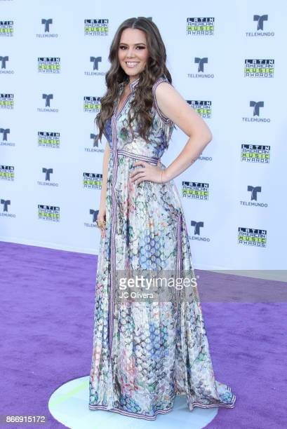 Recording artist Joy Huerta of Jesse Joy attends The 2017 Latin American Music Awards at Dolby Theatre on October 26 2017 in Hollywood California