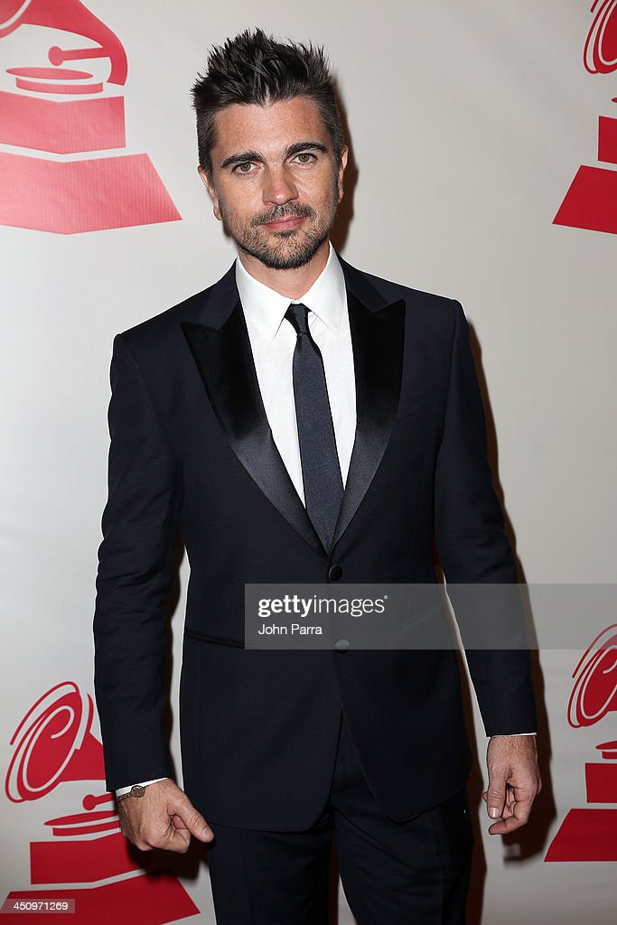 Recording Artist <a gi-track='captionPersonalityLinkClicked' href=/galleries/search?phrase=Juanes&family=editorial&specificpeople=202467 ng-click='$event.stopPropagation()'>Juanes</a> attends the 2013 Latin Recording Academy Special Awards during the 14th annual Latin GRAMMY Awards on November 20, 2013 in Las Vegas, Nevada.