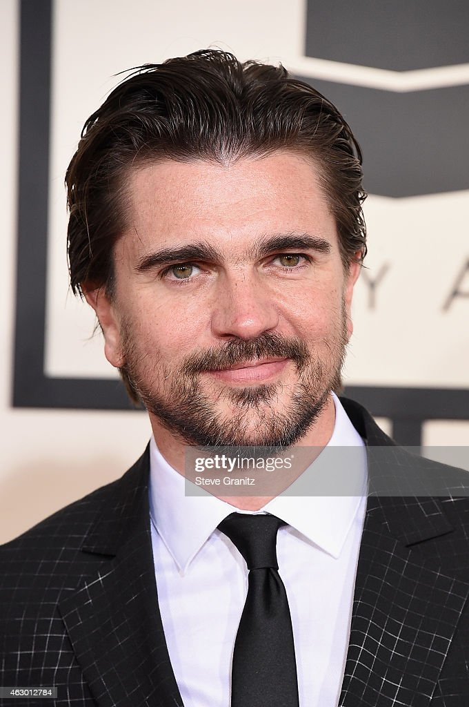 Recording artist <a gi-track='captionPersonalityLinkClicked' href=/galleries/search?phrase=Juanes&family=editorial&specificpeople=202467 ng-click='$event.stopPropagation()'>Juanes</a> attends The 57th Annual GRAMMY Awards at the STAPLES Center on February 8, 2015 in Los Angeles, California.
