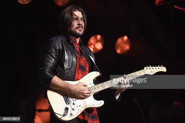 Recording artist Juanes performs at The Theater at Madison Square Garden on August 19 2015 in New York City