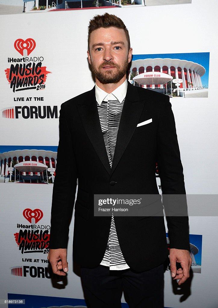 iHeartRadio Music Awards - Backstage