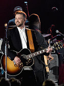 Recording artist Justin Timberlake performs onstage at the 49th annual CMA Awards at the Bridgestone Arena on November 4 2015 in Nashville Tennessee