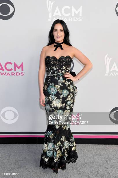 Recording artist Kacey Musgraves attends the 52nd Academy of Country Music Awards at Toshiba Plaza on April 2 2017 in Las Vegas Nevada