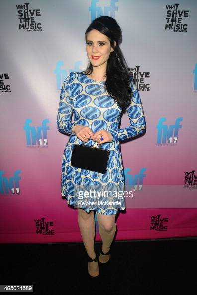 Recording artist Kate Nash attends the Friends 'N' Family 17th Annual PreGRAMMY Party at Park Plaza Hotel on January 24 2014 in Los Angeles California