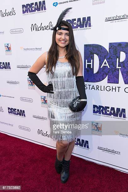 Recording artist Katrina Stuart attends Starlight's Dream Halloween 2016 on October 22 2016 in Los Angeles California