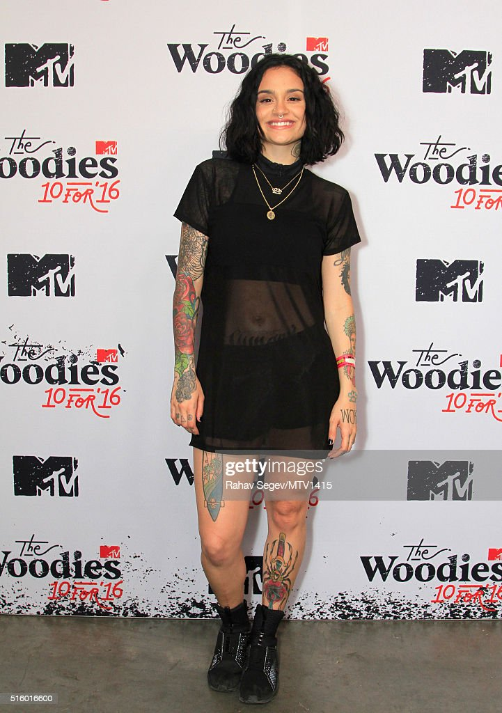 Recording artist Kehlani attends the 2016 MTV Woodies/10 For 16 on March 16, 2016 in Austin, Texas.