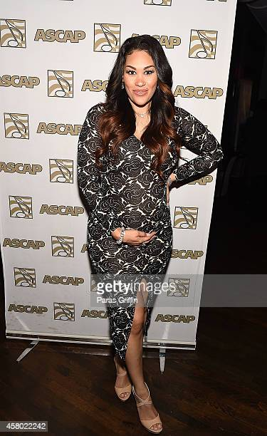 Recording artist Keke Wyatt attends the ASCAP Rhythm And Soul Presents Women Behind The Music Atlanta Edition at Negril Village on October 28 2014 in...