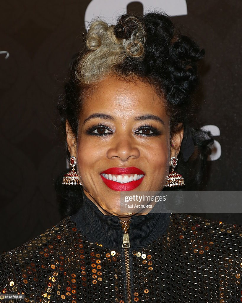 Recording Artist <a gi-track='captionPersonalityLinkClicked' href=/galleries/search?phrase=Kelis&family=editorial&specificpeople=203061 ng-click='$event.stopPropagation()'>Kelis</a> attends the Cash Money Records 4th annual Pre-GRAMMY Awards party on February 9, 2013 in West Hollywood, California.
