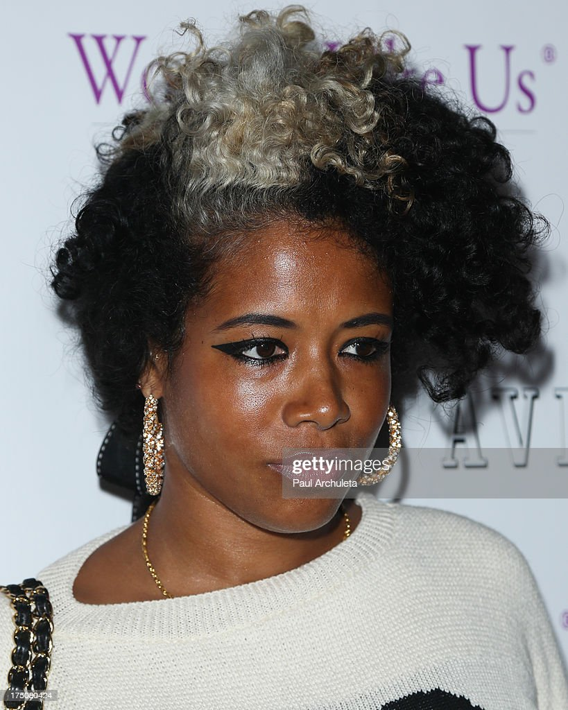 Recording Artist <a gi-track='captionPersonalityLinkClicked' href=/galleries/search?phrase=Kelis&family=editorial&specificpeople=203061 ng-click='$event.stopPropagation()'>Kelis</a> attends the Women Like Us Foundation's One Girl At A Time fundraiser at The Aventine Hollywood on July 30, 2013 in Hollywood, California.