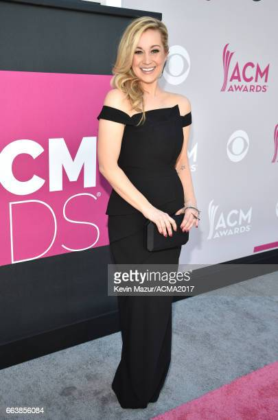 Recording artist Kellie Pickler attends the 52nd Academy Of Country Music Awards at Toshiba Plaza on April 2 2017 in Las Vegas Nevada