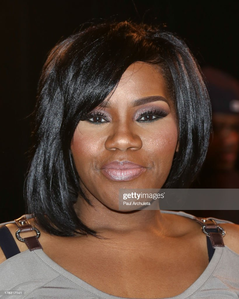 Recording Artist Kelly Price attends the casting auditions for the new reality show 'Too Fat For Fame' at The Complex Hollywood on August 28, 2013 in Los Angeles, California.