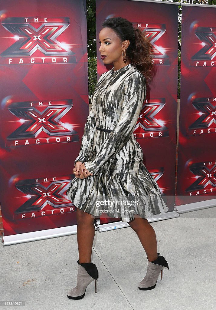 fox s the x fac... Kelly Rowland Hairstyles On X Factor
