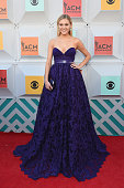 Recording artist Kelsea Ballerini attends the 51st Academy of Country Music Awards at MGM Grand Garden Arena on April 3 2016 in Las Vegas Nevada