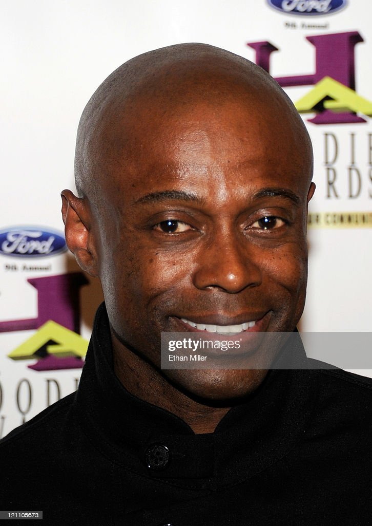 Recording Artist KEM arrives at the ninth annual Ford Hoodie Awards at the Mandalay Bay Events Center August 13, 2011 in Las Vegas, Nevada.
