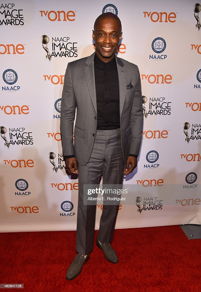 Recording artist Kem attends the 46th NAACP Image Awards NonTelevised Awards Ceremony at Pasadena Convention Center on February 5 2015 in Pasadena...