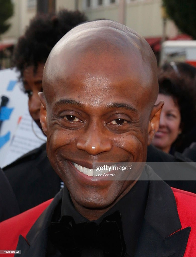 Recording artist Kem attends the 46th NAACP Image Awards presented by TV One at Pasadena Civic Auditorium on February 6 2015 in Pasadena California