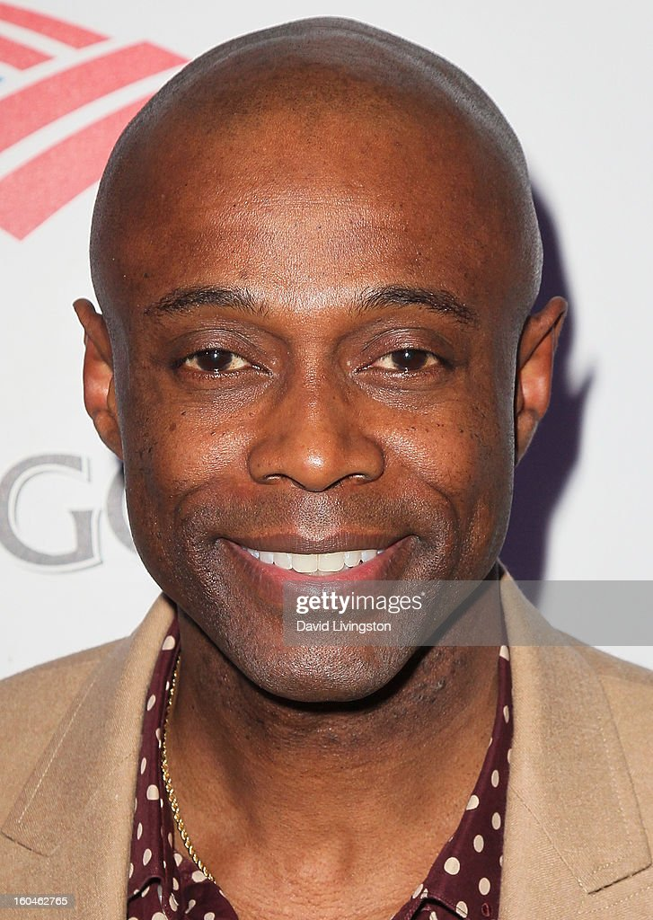 Recording artist KEM attends the NAACP Image Awards Pre-Gala at Vibiana on January 31, 2013 in Los Angeles, California.
