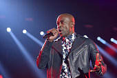 Recording artist Kem performs onstage during day 2 of the 2015 Essence Music Festival on July 3 2015 at MercedesBenz Superdome in New Orleans...