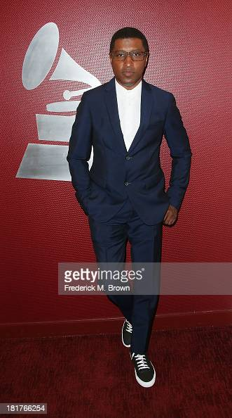 Recording artist Kenny 'Babyface' Edmonds attends A Converstion with Toni Braxton and Kenny 'Babyface' Edmonds at The Recording Academy on September...