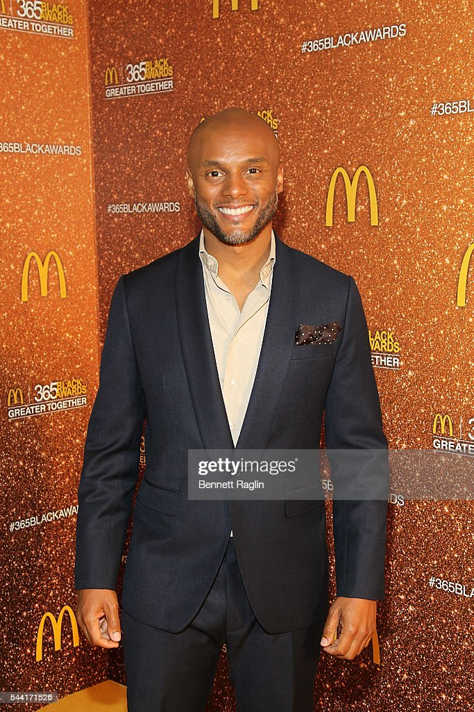 Recording artist <a gi-track='captionPersonalityLinkClicked' href=/galleries/search?phrase=Kenny+Lattimore&family=editorial&specificpeople=734613 ng-click='$event.stopPropagation()'>Kenny Lattimore</a> attends the 13th Annual McDonald's 365Black Awards on July 1, 2016 in New Orleans, Louisiana.