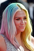 Recording artist Kesha attends the 2014 MTV Video Music Awards at The Forum on August 24 2014 in Inglewood California