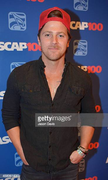 Recording Artist Kip Moore arrives at the 52nd annual ASCAP Country Music awards at Music City Center on November 3 2014 in Nashville Tennessee