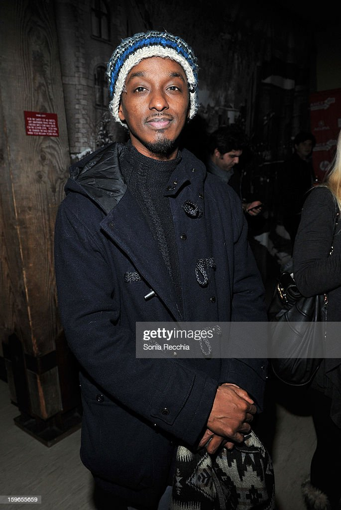 Recording artist K'Naan attends the Day One Party during the 2013 Sundance Film Festival at Legacy Lodge on January 17, 2013 in Park City, Utah.