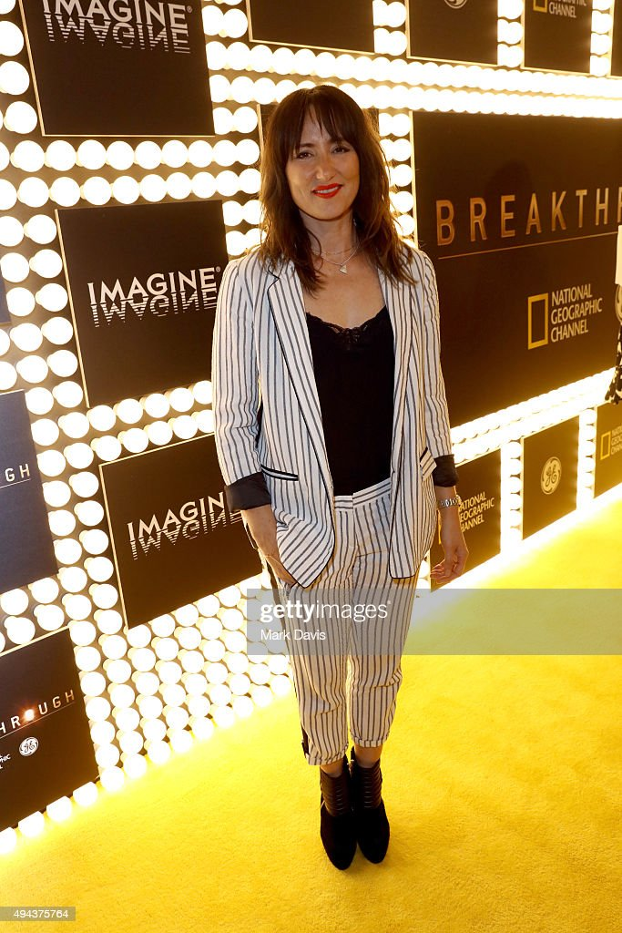 """Premiere Of National Geographic Channel And GE's """"Breakthrough"""" - Red Carpet"""