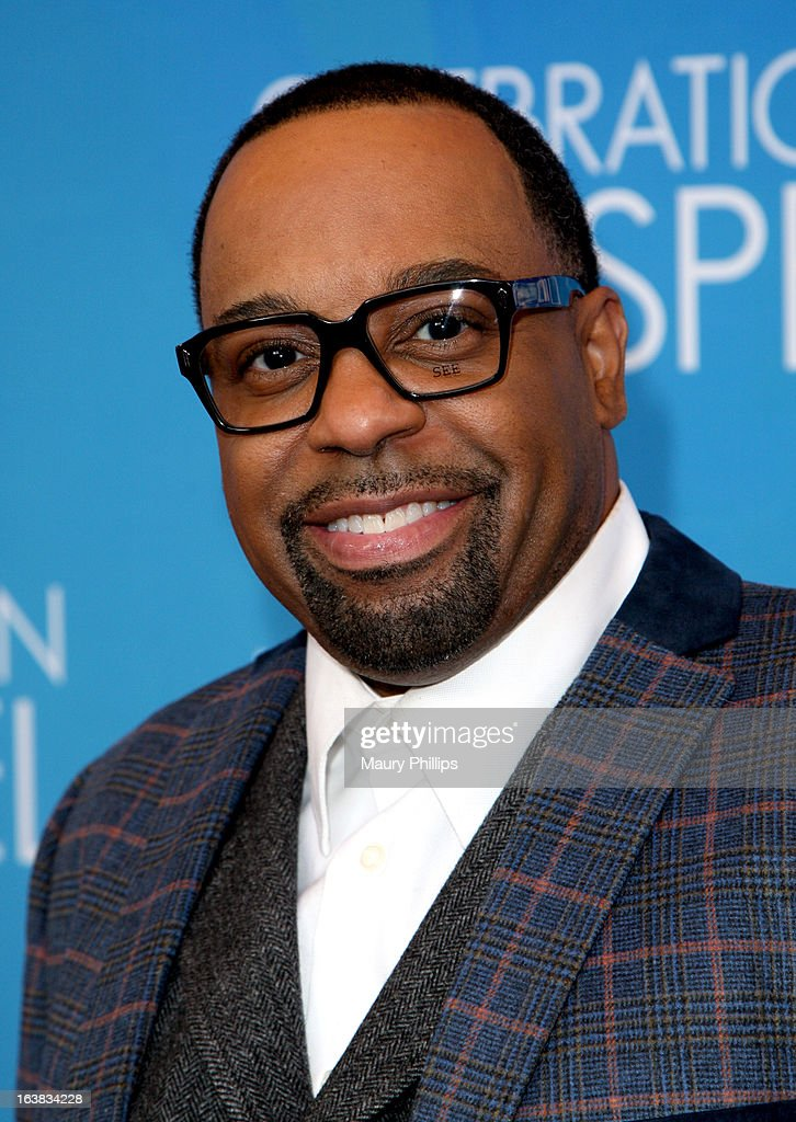 Recording artist Kurt Carr attends the BET Celebration of Gospel 2013 at Orpheum Theatre on March 16, 2013 in Los Angeles, California.
