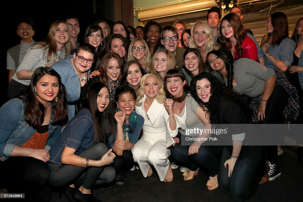 Lady Gaga has been a fierce advocate for rape survivors, after opening up about her own sexual assault experience in 2014. At the 88th Academy Awards, Gaga gave a powerful performance of 'Til It Happens To You', an Oscar-nominated song dedicated to campus rape survivors.