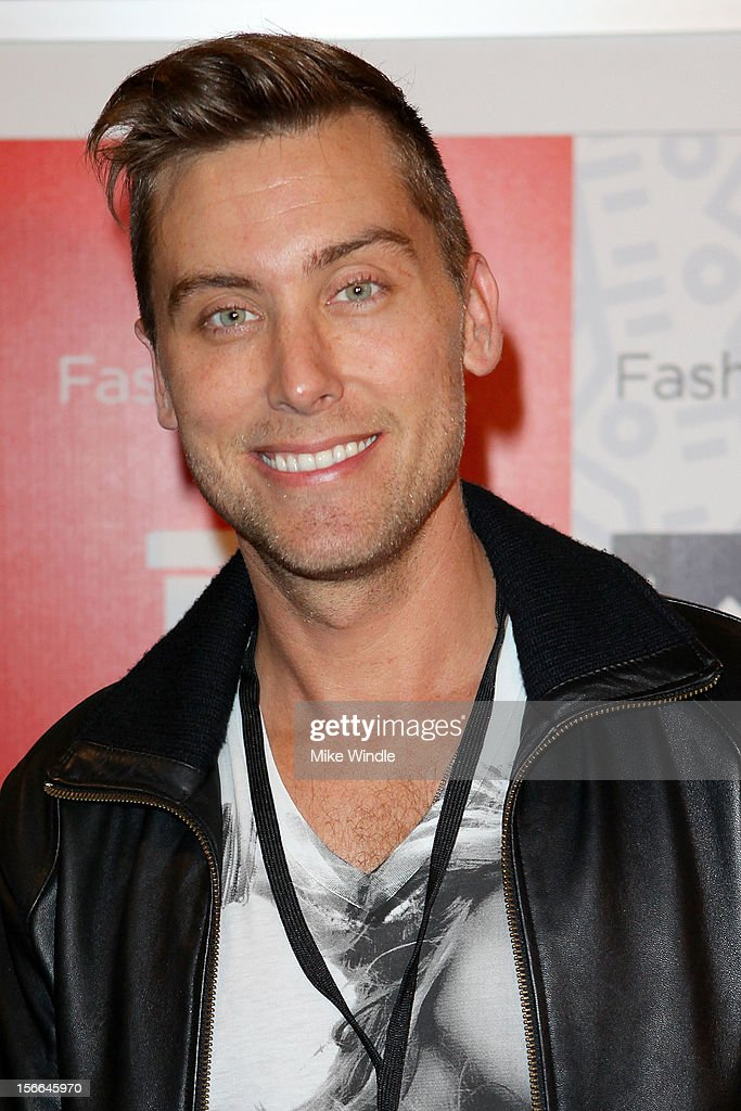 Recording artist <a gi-track='captionPersonalityLinkClicked' href=/galleries/search?phrase=Lance+Bass&family=editorial&specificpeople=210566 ng-click='$event.stopPropagation()'>Lance Bass</a> attends The 40th American Music Awards - EKOCYCLE Gift Suite Day 2 at Nokia Theatre L.A. Live on November 17, 2012 in Los Angeles, California.