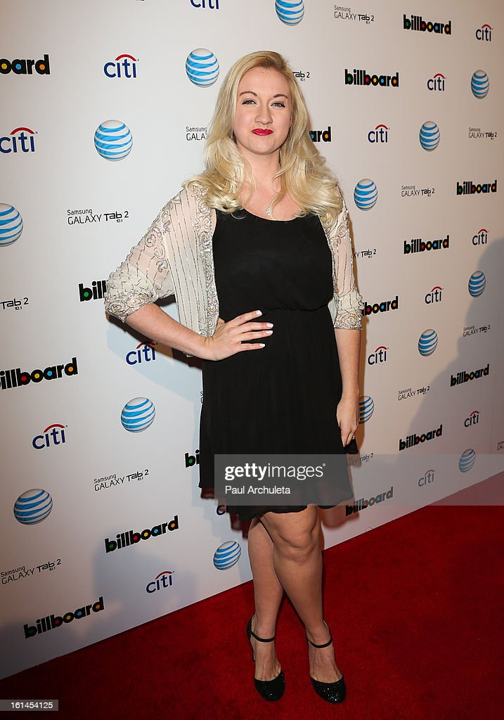 Recording Artist Laura Linda Bradley attends The Billboard GRAMMY after party at The London Hotel on February 10, 2013 in West Hollywood, California.