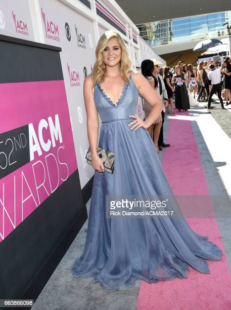 Recording artist Lauren Alaina attends the 52nd Academy Of Country Music Awards at Toshiba Plaza on April 2 2017 in Las Vegas Nevada