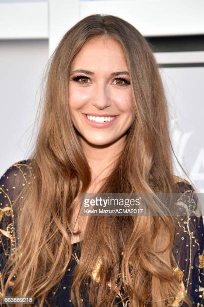 Recording artist Lauren Daigle attends the 52nd Academy Of Country Music Awards at Toshiba Plaza on April 2 2017 in Las Vegas Nevada