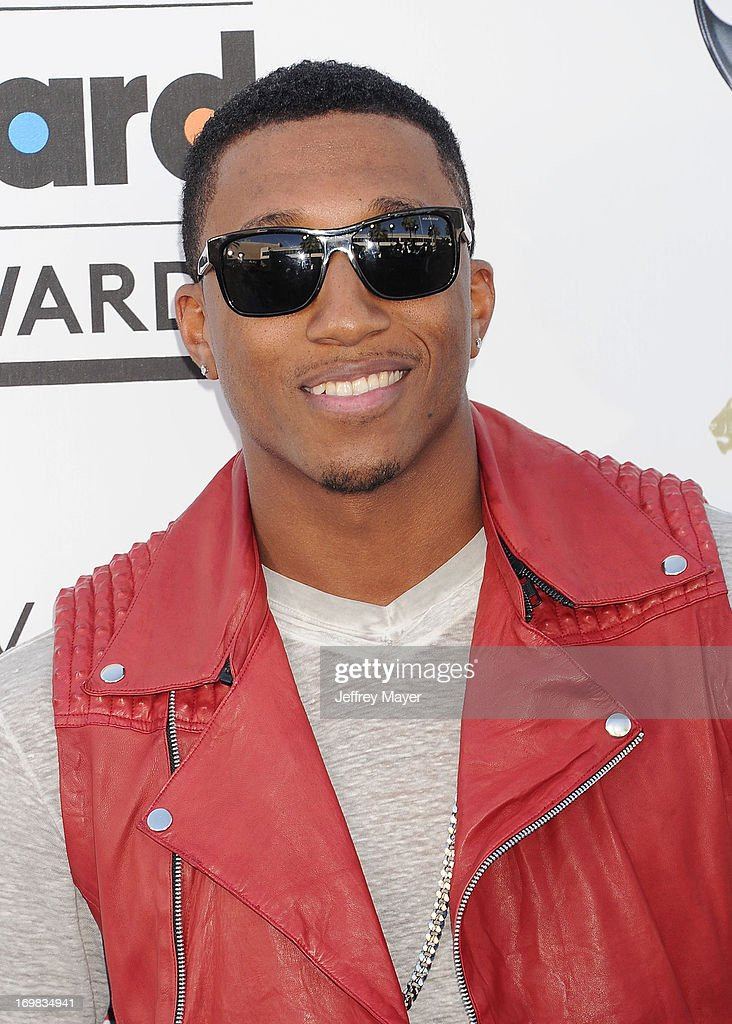 Recording artist Lecrae arrives at the 2013 Billboard Music Awards at the MGM Grand Garden Arena on May 19, 2013 in Las Vegas, Nevada.