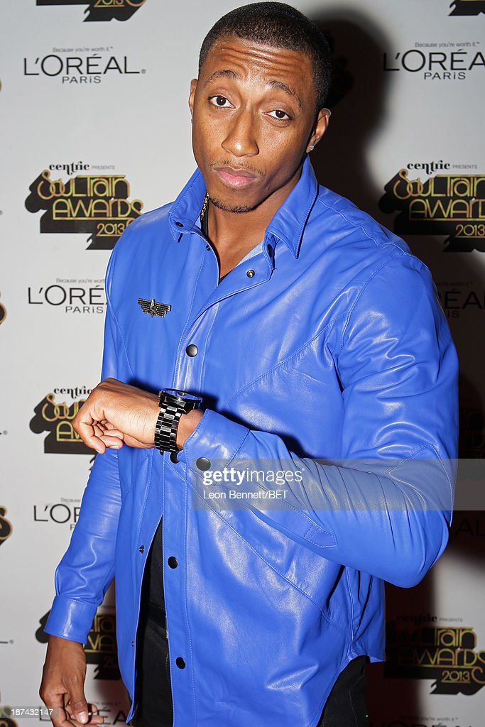 Recording Artist <a gi-track='captionPersonalityLinkClicked' href=/galleries/search?phrase=Lecrae&family=editorial&specificpeople=7483341 ng-click='$event.stopPropagation()'>Lecrae</a> attends the Soul Train Awards 2013 at the Orleans Arena on November 8, 2013 in Las Vegas, Nevada.