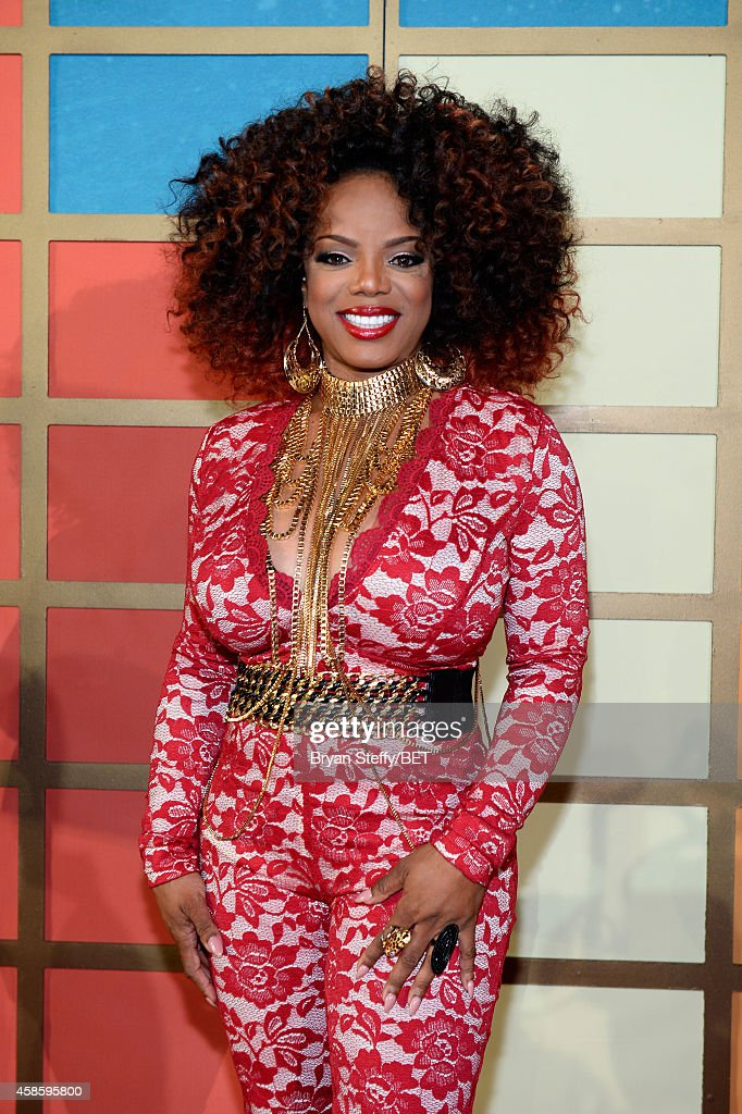 2014 Soul Train Music Awards - Style Stage