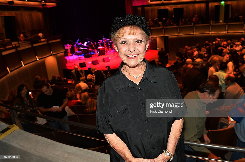 Recording Artist Legend Brenda Lee attends Ricky Skaggs and Friends at the CMA Theater on November 18, 2013 in Nashville, Tennessee. Skaggs was recently announced as the Country Music Hall of Fame and Museum's 2013 Artist-in-Residence.