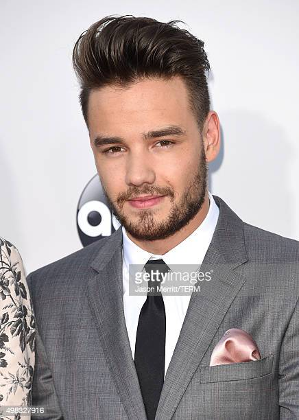 Recording artist Liam Payne of One Direction attends the 2015 American Music Awards at Microsoft Theater on November 22 2015 in Los Angeles California
