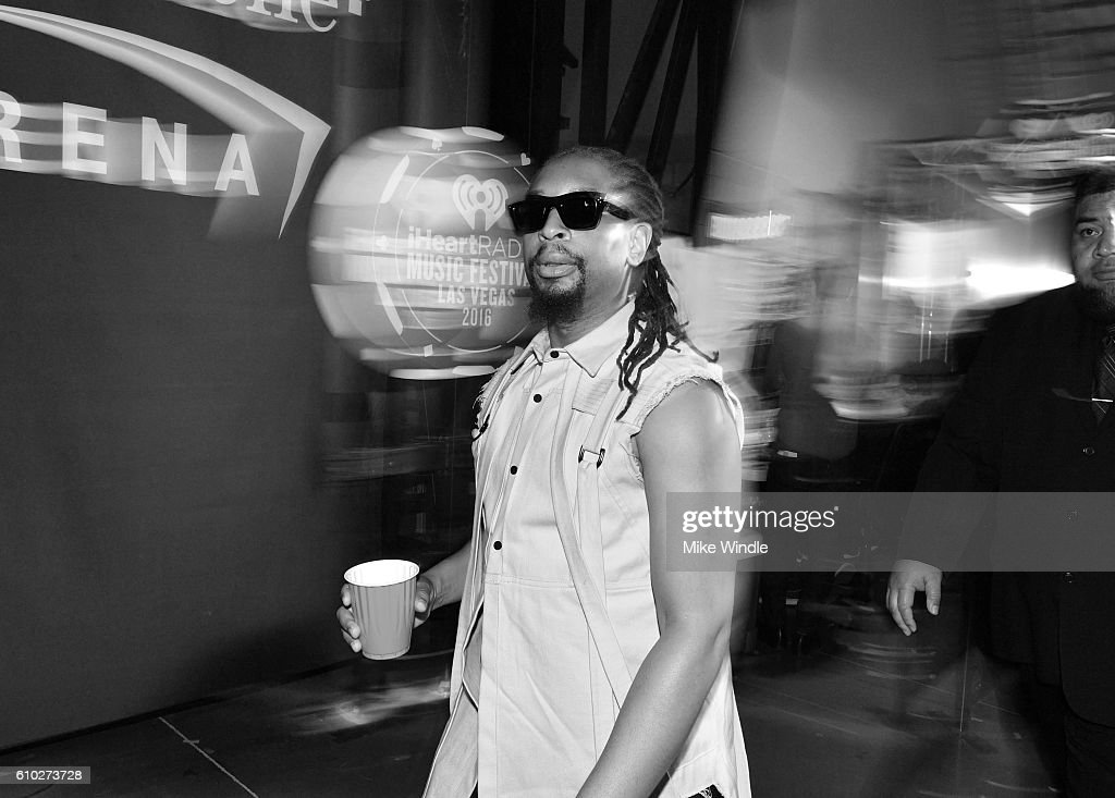 Recording artist Lil Jon attends the 2016 iHeartRadio Music Festival at T-Mobile Arena on September 24, 2016 in Las Vegas, Nevada.