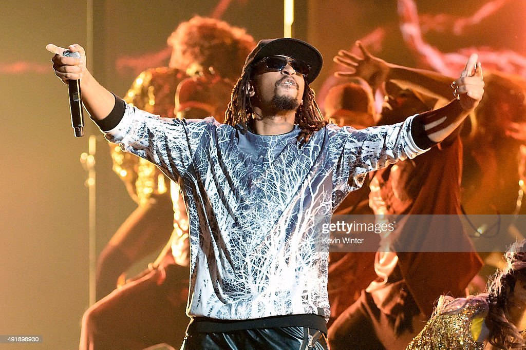 Recording artist Lil Jon performs onstage during Telemundo's Latin American Music Awards at the Dolby Theatre on October 8 2015 in Hollywood...