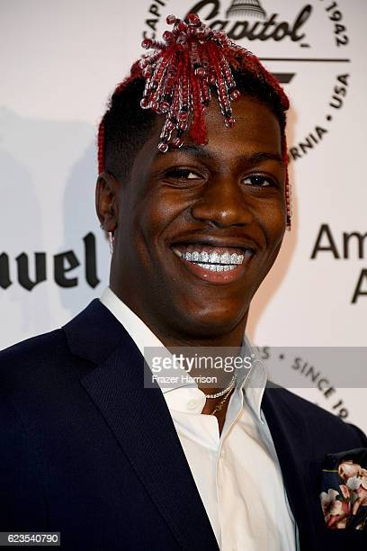Recording artist Lil Yachty attends Capitol Records 75th Anniversary Gala at Capitol Records Tower on November 15 2016 in Los Angeles California