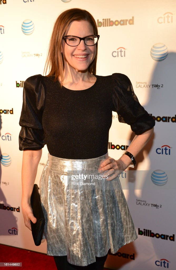 Recording artist Lisa Loeb attends Citi And AT&T Present The Billboard After Party at The London Hotel on February 10, 2013 in West Hollywood, California.